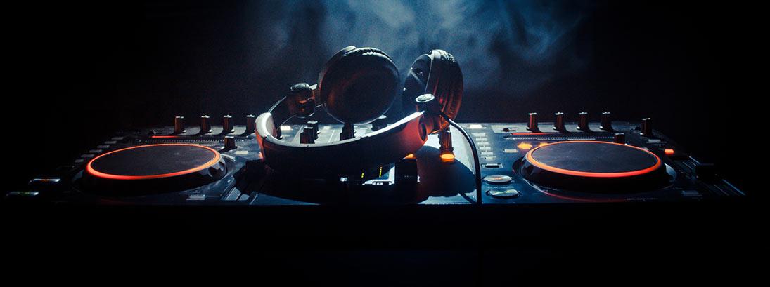 Ausrüstung eines DJ's